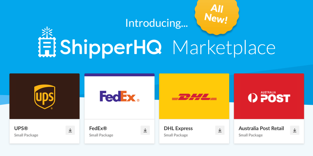 ShipperHQ Marketplace