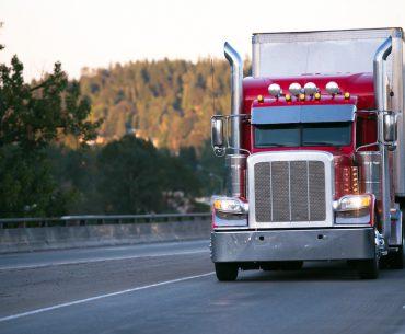 ltl freight truck